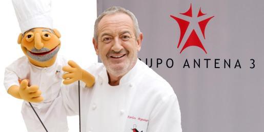 Karlos Arguiñano, en una imagen de archivo.