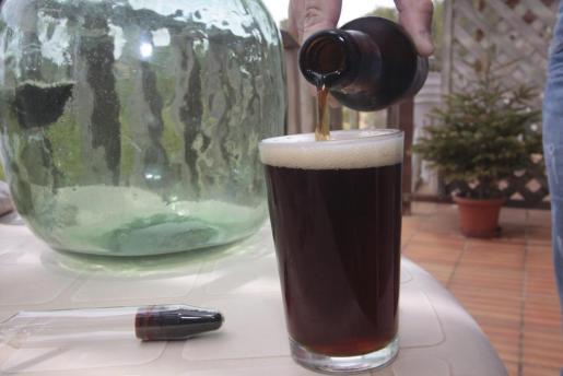 La cerveza artesanal se ha popularizado en Mallorca.