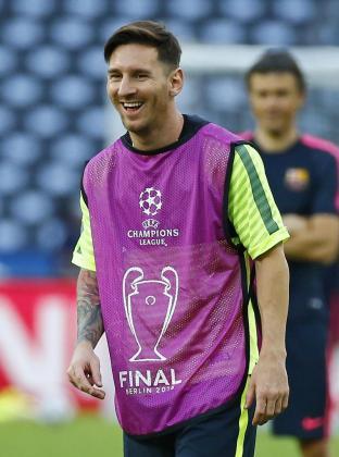 Lionel Messi, en una imagen de archivo.