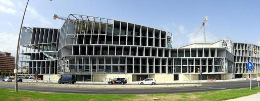 El Palacio de Congresos es uno de los puntos más polémicos que tendrá sobre la mesa el próximo gobierno.