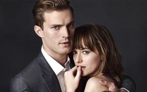 Jamie Dornan y Dakota Johnson han dado vida a los personajes de la trilogía en la adaptación cinematográfica de '50 sombras de Grey'.