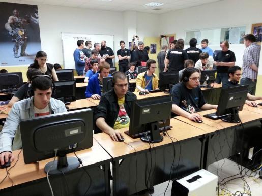 Celebración de la II edición del Mallorca Game en el Grupo Fleming.