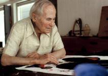 El artista Joan Miró.