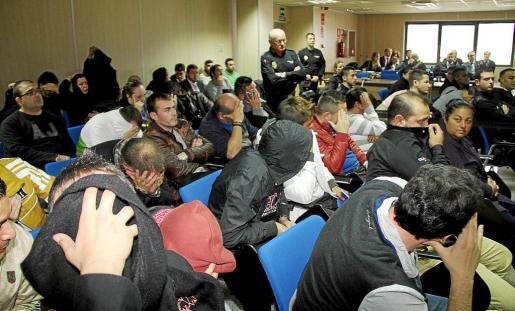El 'caso Kabul' se celebró durante los primeros meses del año 2013.