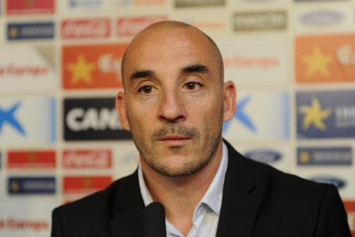 Chapi Ferrer, técnico del Real Malllorca.