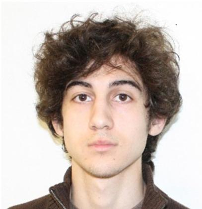 Dzhokhar Tsarnaev .
