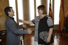 Nel Martí y Xelo Huertas
