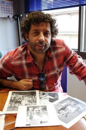 Imagen de archivo de Iván Campo.