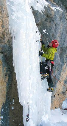 Para Esther Sabadell, la montaña significa su vida.