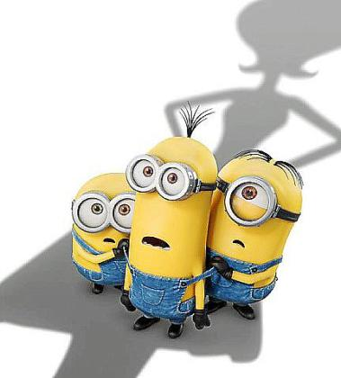 Sin duda, las aventuras de Los Minions serán la película de animación del verano.