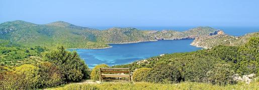 Cabrera nos ofrece un paisaje paradisíaco sin igual.