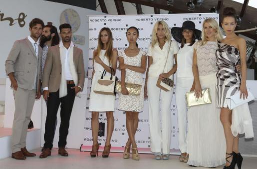 Destino Fashion Sunset en Destino Ibiza con Roberto Verino.