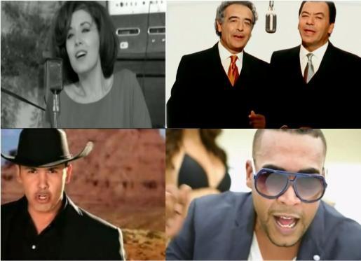 Algunos de los cantantes que han triunfado con su canción del verano.