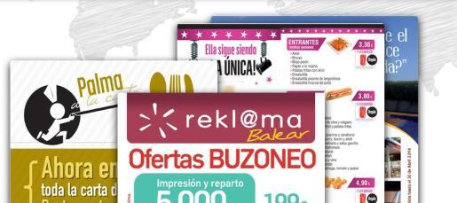 Reklama Balear es una empresa dedicada a mejorar la imagen profesional.