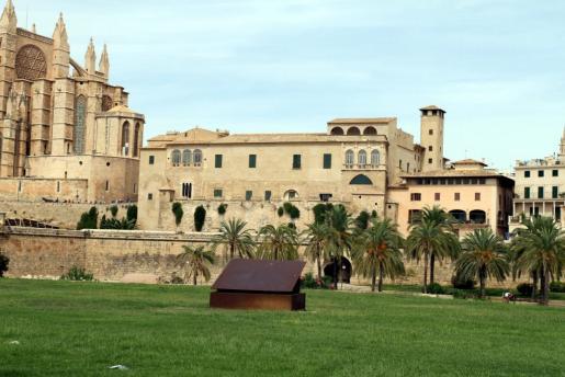 Sede del Obispado de Mallorca.