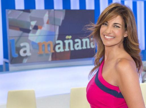 La presentadora de 'La Mañana' de La 1 Mariló Montero.