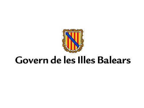 Govern de les Illes Balears.