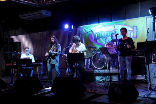 Una de las características del PopulArt son los conciertos en directo.