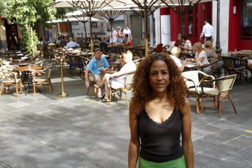 Aurora Jhardi, teniente de alcalde de Funció Publica i Govern Interior.