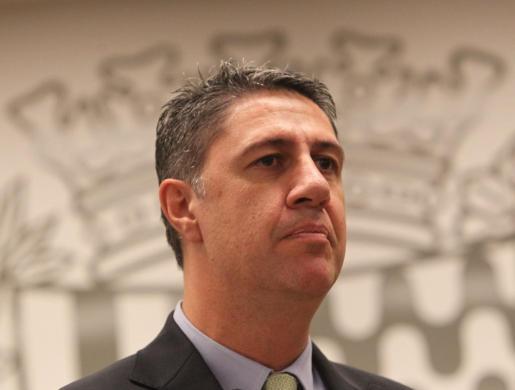 Xavier García Albiol, en una imagen de archivo.