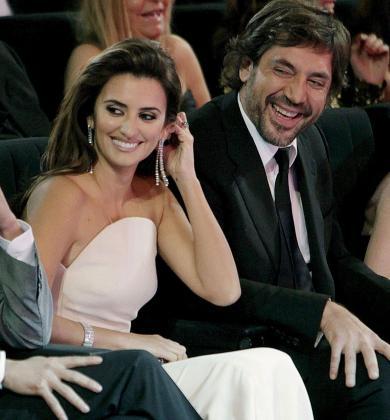 Fotografía de archivo de la pareja en la última entrega de los Premios Goya.