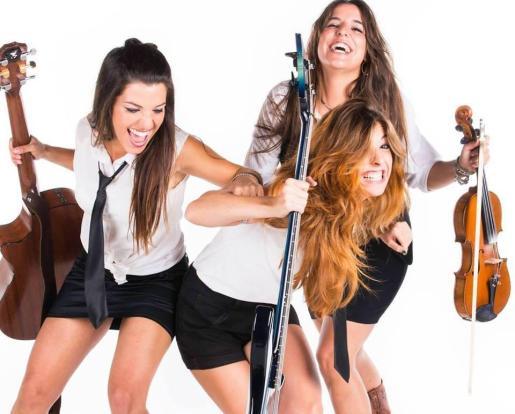 Fotografía promocional de Zon Sisters.