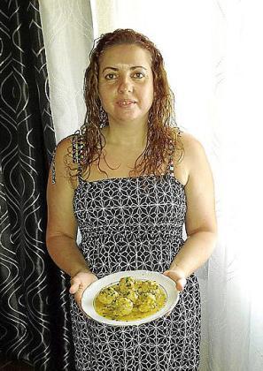 El pollo en petitoria de Sonia Beloqui.