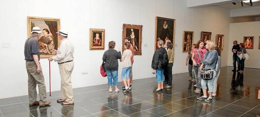 El museo Sa Bassa Blanca, en Alcúdia, suma afluencia en los meses de verano.