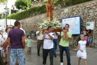 Procesiones de la Verge del Carme en Mallorca