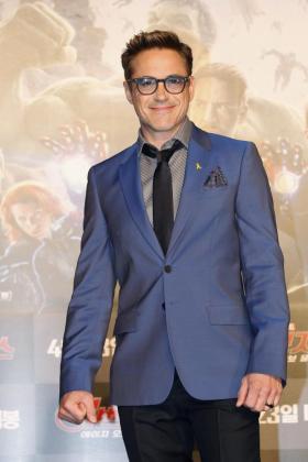 El actor estadounidense Robert Downey Jr. repite según Forbes encabezando la lista de los actores mejor pagados de Hollywood.