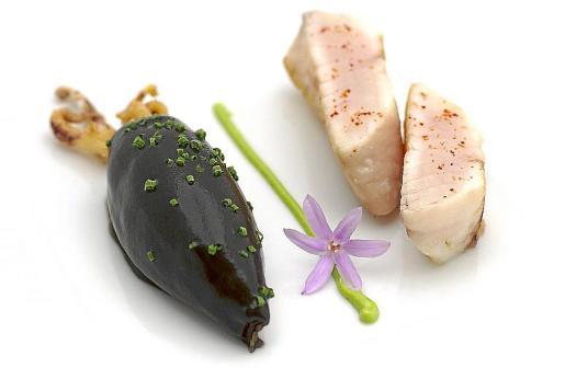 El San Pedro con arroz de calamar Fernando P. Arellano.