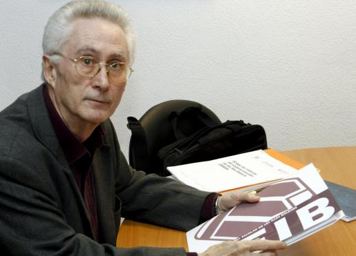 Pere Carrió, en su anterior etapa como presidente del CEIB.