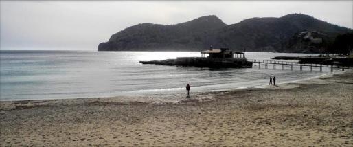 Camp de Mar (en la foto) y Sant Elm son las playas más destacadas del municipio de Andratx.