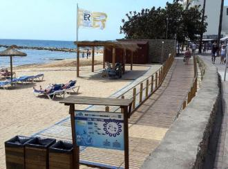 Son Servera, más comodidad y seguridad en la playa de Cala Bona