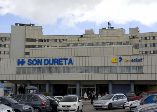 Imagen de la fachada de Son Dureta.