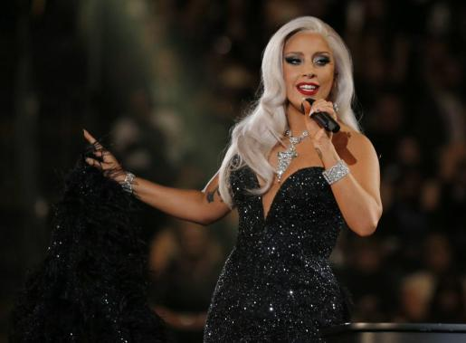 Imagen de archivo de la cantante Lady Gaga