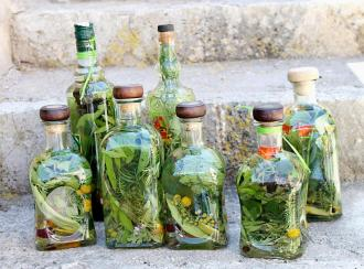 Herbes de Mallorca, el dulzor del verde anisado