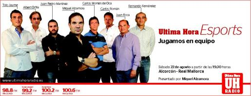 El nuevo equipo de Ultima Hora Esports Radio.