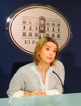 Margalida Prohens, en una imagen de archivo.