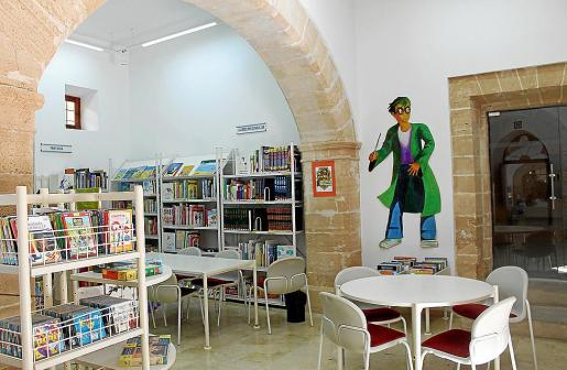 La biblioteca municipal de Can Torró es todo un referente a nivel nacional.