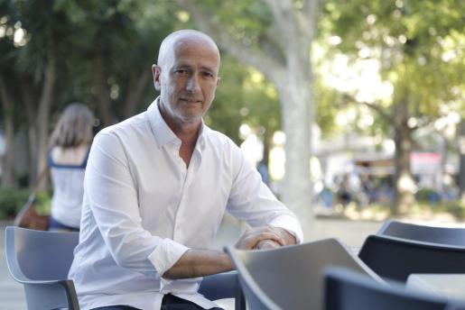 Antoni Pastor, portavoz del PI en el Consell de Mallorca.