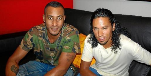 Los creadores de la fiesta djs de 'Sexy by Nature'.