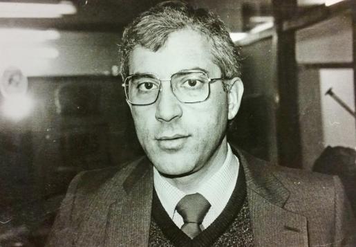 El clarinetista y profesor Pascual Martínez.