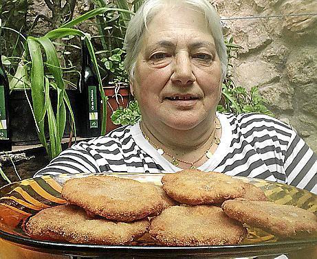 Los filetes rusos de Mª Eugenia Díaz-Munío.