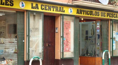 Imagen de la fachada de La Central.