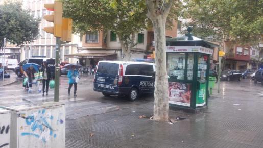 Imagen de archivo de la zona donde tuvo lugar la pelea en Pere Garau.