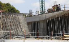 Dos obreros mueren aplastados en un hotel en construcción en la Platja de Palma.