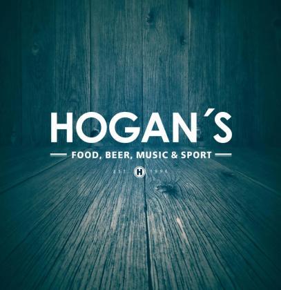 Logotio del Hogan's.