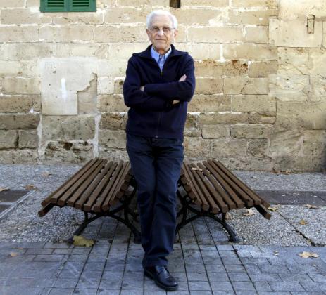 Pere Galiana será el encargado de leer el pregón en la Festa de l'Estendard de este año.