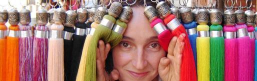Imagen promocional de la artista turolense Maricuela.